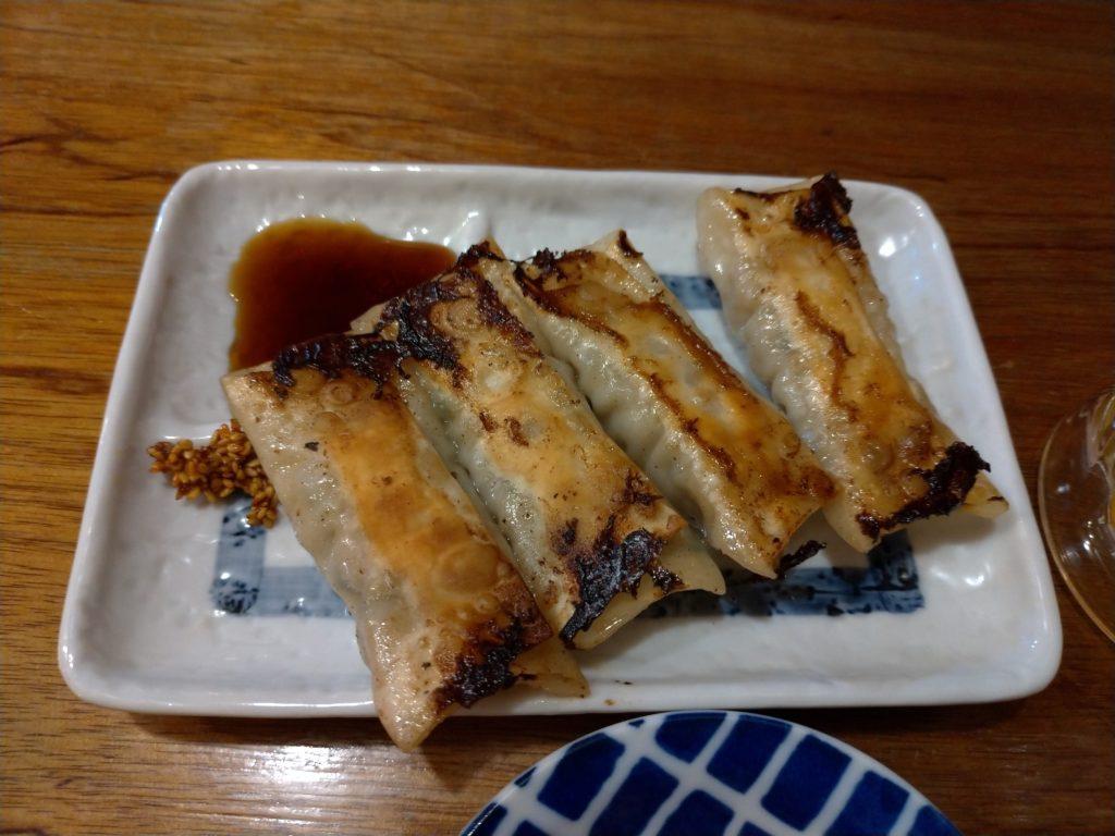 バソキ屋餃子